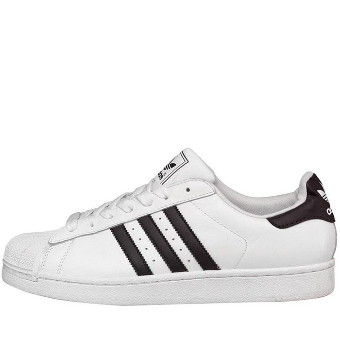 Best Price! Adidas Originals Mens Superstar 2 Trainers UK Sizes 17/18/19/20
