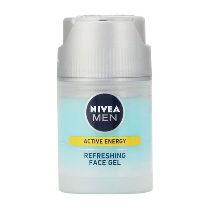 Nivea for Men Skin Energy Moisture Gel 50ml
