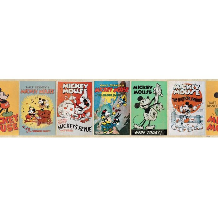 Disney - Mickey Mouse Vintage Border