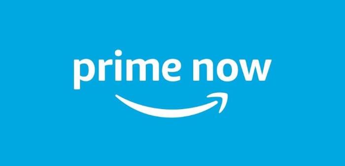 £10 off on £40 Amazon Prime Now