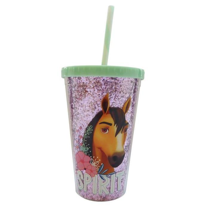 Cheap Spirit Glitter Plastic Drink Cup - Save £5!