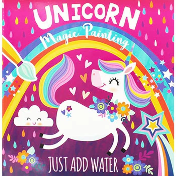 Unicorn Magic Painting Down to £1.50