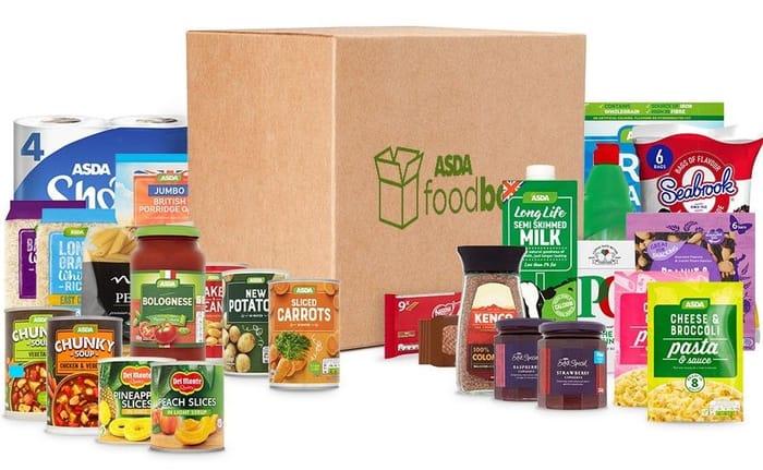 The Cupboard Filler Box - Delivered