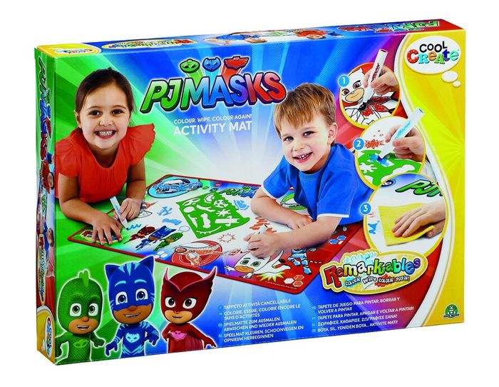 PJ Masks Activity Play Mat on Sale From £24.99 to £6.99
