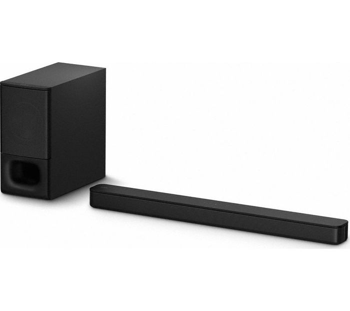 10% off Sony HT-S350 2.1 Wireless Sound Bar Orders at Currys PC World