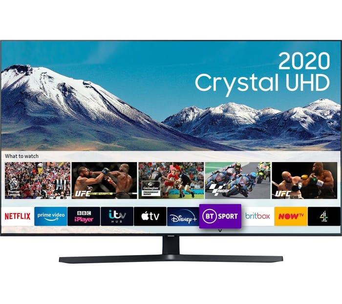 "£100 off Selected Soundbars with Samsung 50"" Smart 4K TV Orders"