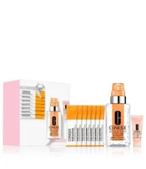 1/2 Price Clinique Supercharged Skin Your Way Skincare Gift Set