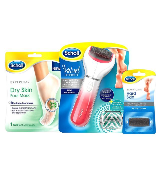 Save up to £25.96 on Scholl Pedi Bundles