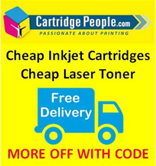 Cartridge People - CHEAP Inkjet Printer Cartridges & CHEAP Laser Printer Toner