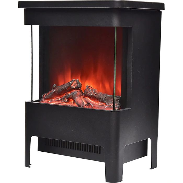 Clearance Black Electric Stove