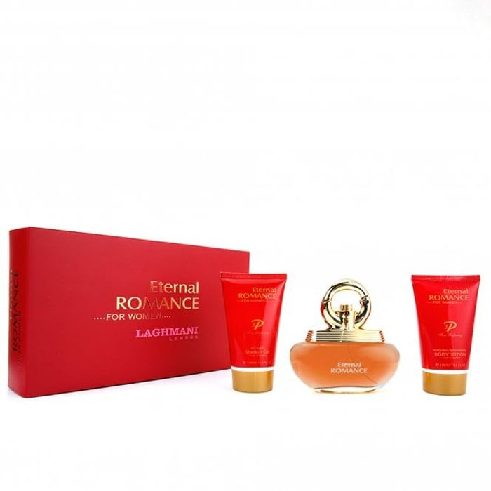 Eternal Romance Eau De Parfum 100ml Gift Set