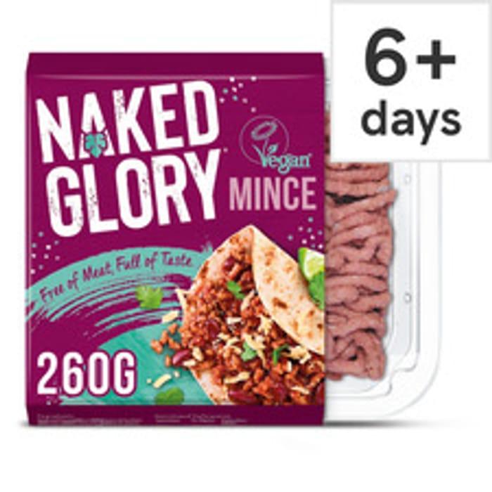 Save on Naked Glory Mince ( Vegan) at Tesco
