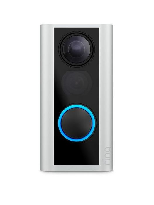 Ring Door View Cam with 2 Way Talk - Save £60