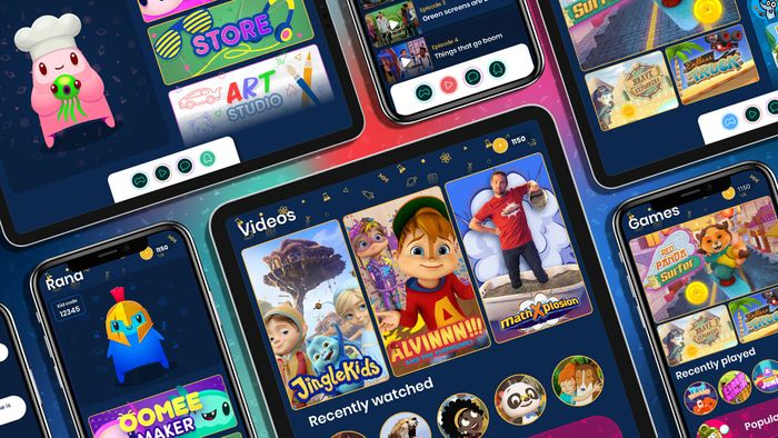 A Month of FREE Games & TV Shows for Your Kids