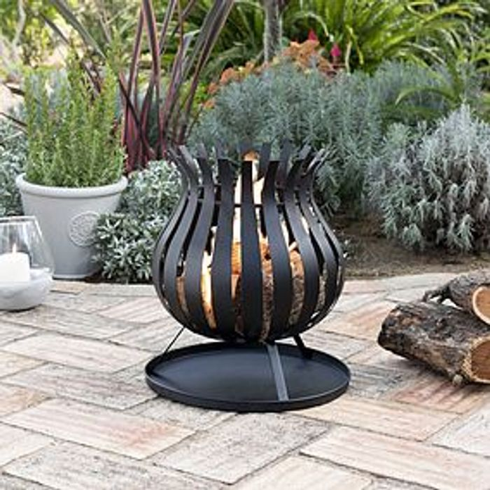 Bulb Firebasket - Click & Collect Only