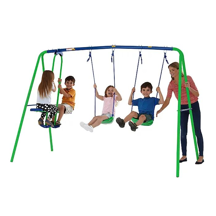 Sportspower Double Swing and Glide Only £50