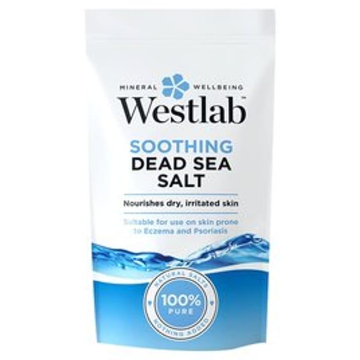 Westlab Pure Bathing Dead Sea 1kg