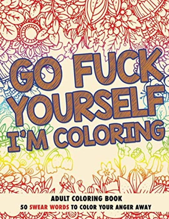 Humourous Colouring Book