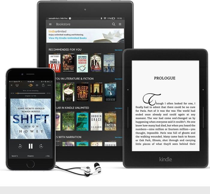 Get Your Kindle Unlimited Free Trial *Use Link On Listing!