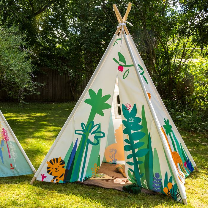 In the Jungle Teepee Now Only £39.95