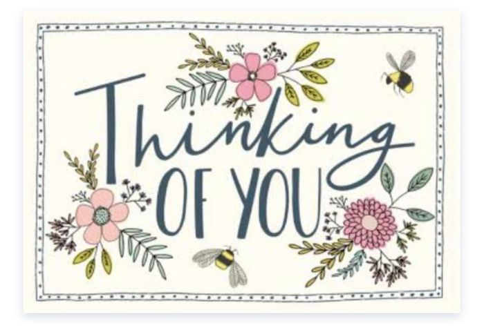 99p Thinking Of You e-card