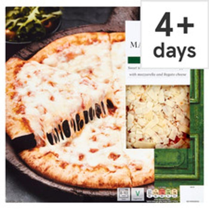 Tesco Stonebaked Margherita Pizza 252G