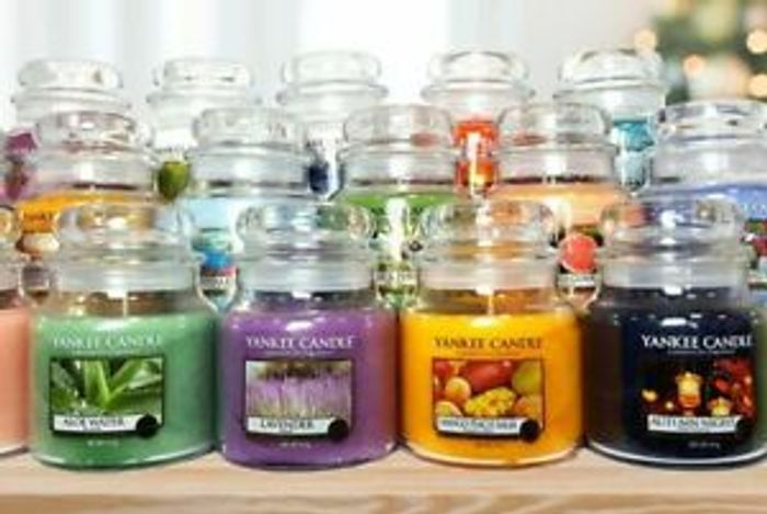 CHEAP! Yankee Candle Large and Medium Jars - Pick and Mix - Lots Available
