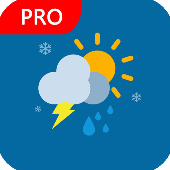 Free Weather Forecast Pro for Android (Was £1.99)