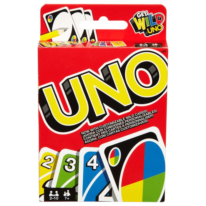 UNO Card Game - Half Price
