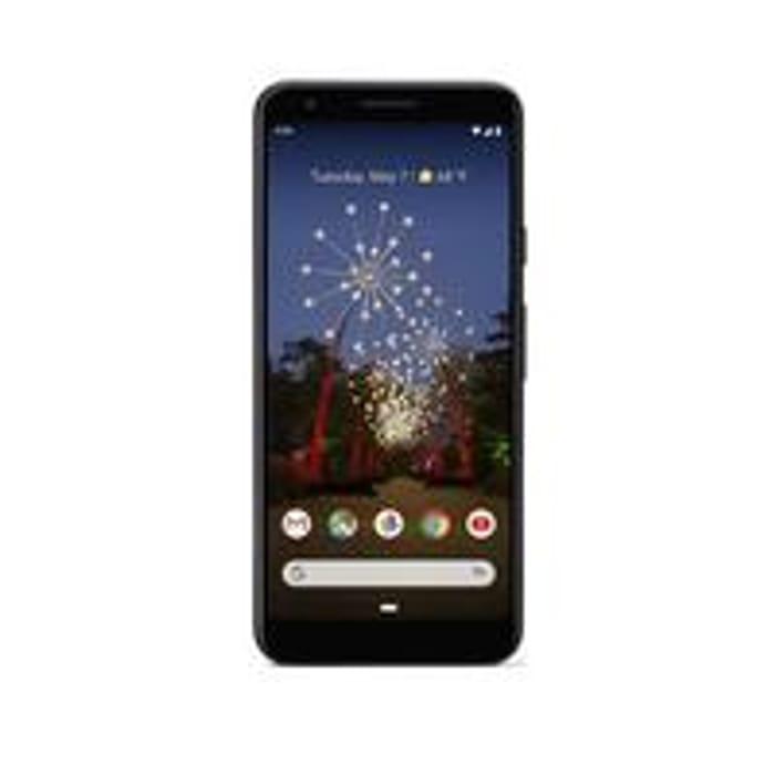 Google Pixel 3a 64GB - Black