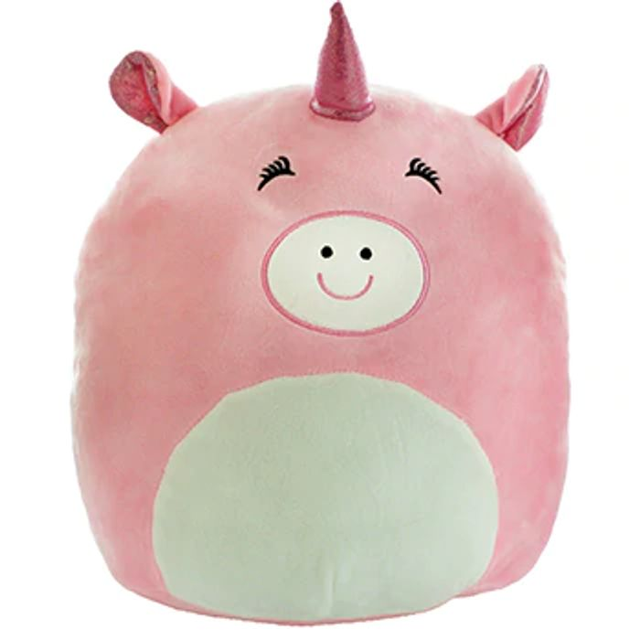 Snuggly Pink Piggy Soft Toy