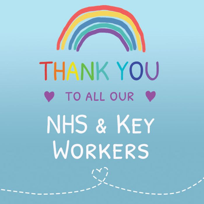 25% off for NHS and Key Workers (No ID Required)