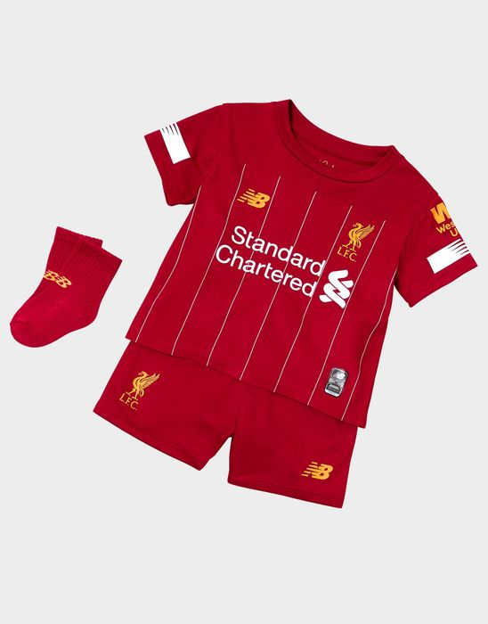 Cheap New Balance Liverpool FC 2019 Home Kit Infant Only £25!