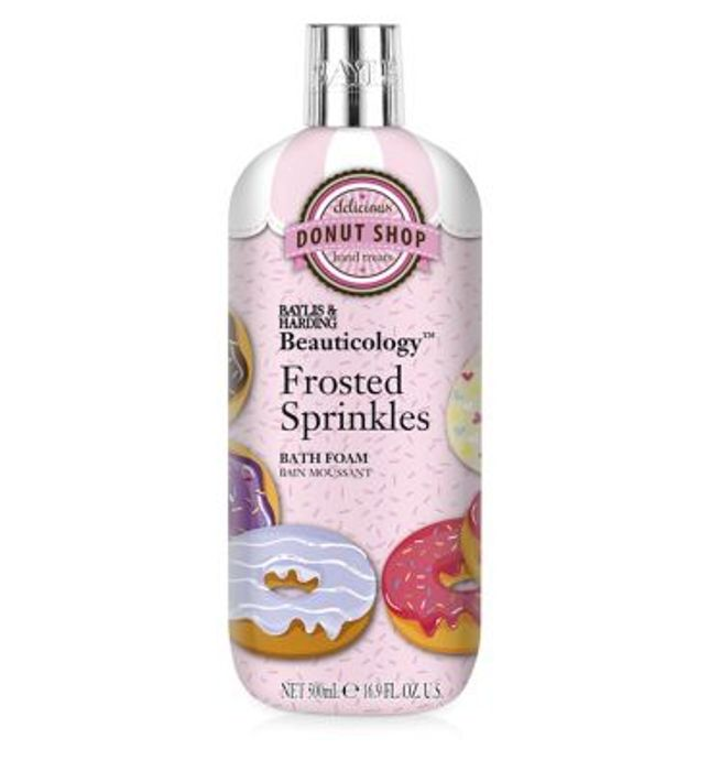 Sweet Cupcake Bath Foam,Baylis & Harding Save 1/3