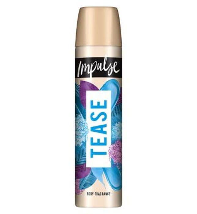 Impulse Sprays, Choice of 6,£1,at Boots