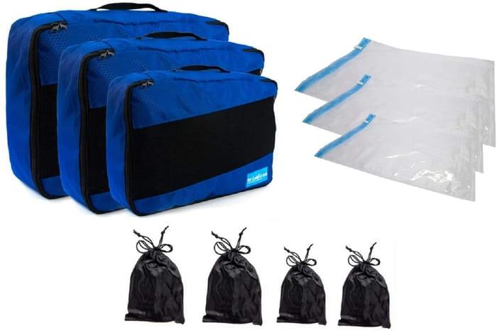 Price Drop! Best Offer- Clothes Storage Packing Set - 10Pcs Set Bundle