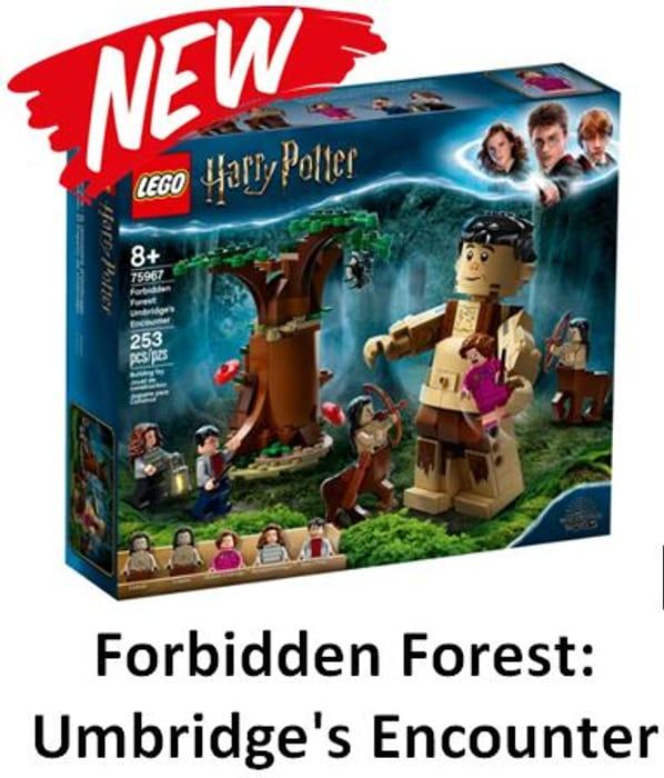 LEGO Harry Potter - Forbidden Forest: Umbridges Encounter 75967