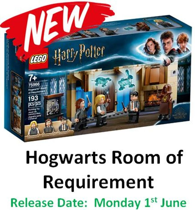 LEGO Harry Potter - Hogwarts Room of Requirement 75966