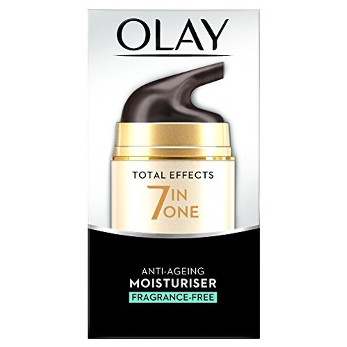 Olay Total Effects 7-in-1 Fragrance Free Anti-Ageing Moisturiser