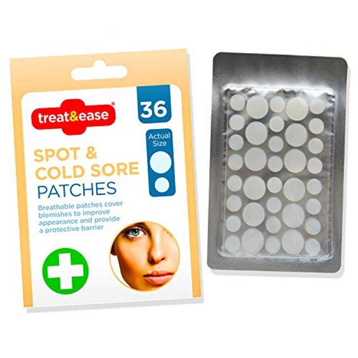 36pk Spot and Cold Sore Patches