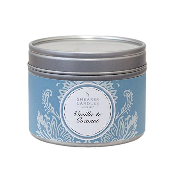 Shearer Candle Coconut and Vanilla
