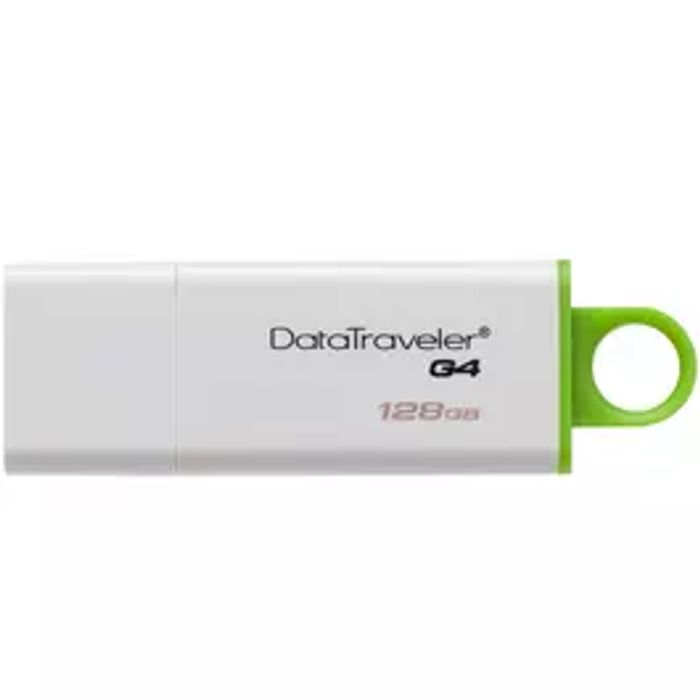 Kingston 128GB DataTraveler G4 USB 3.0 Flash Drive £12.99 at MyMemory
