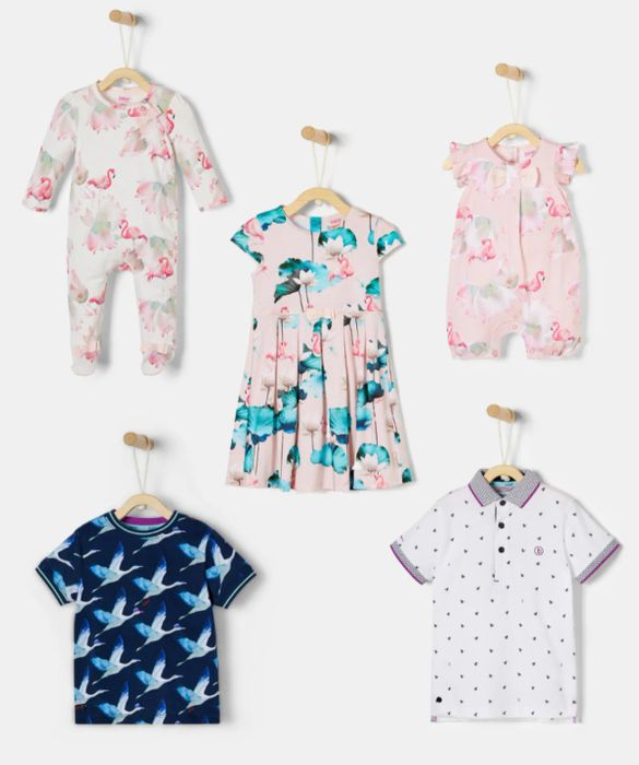 Ted Baker 30% off Full-Priced Items with Voucher Code
