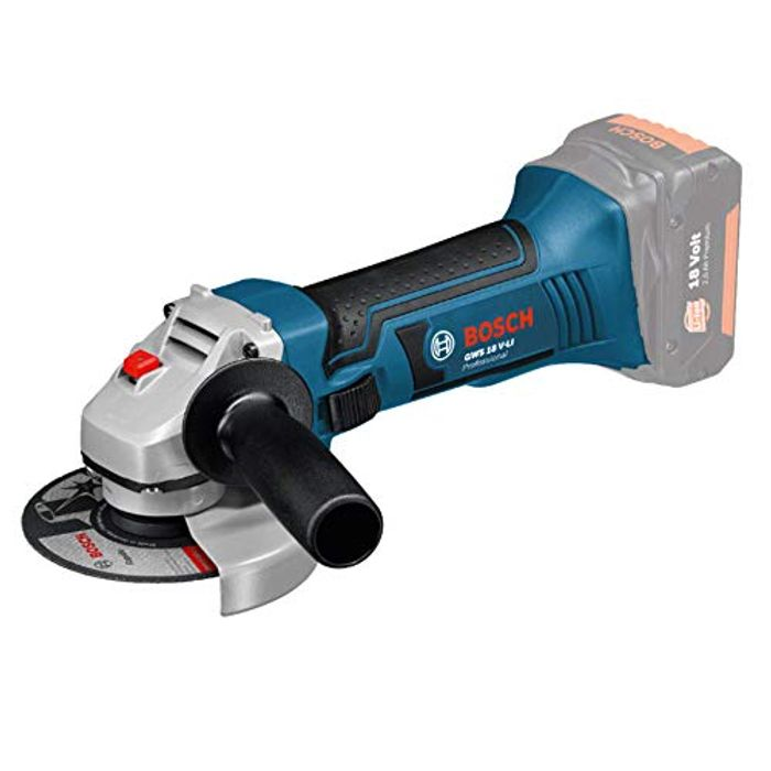 Bosch Professional GWS 18 (Without Battery and Charger)