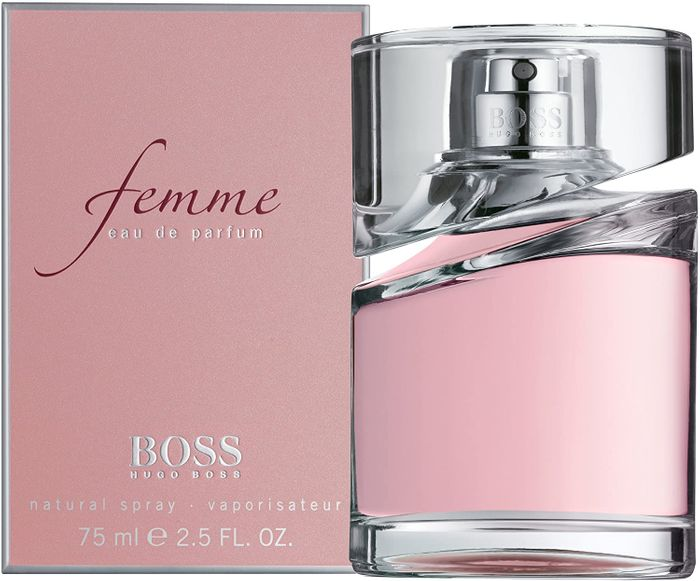 CHEAP! Hugo Boss Femme Eau De Parfum, 75ml
