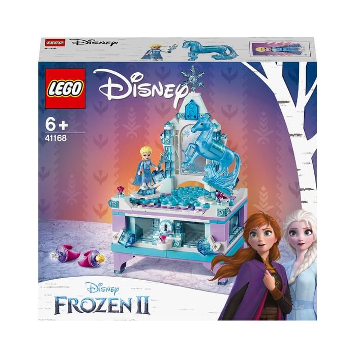 Frozen Lego Jewellery Box