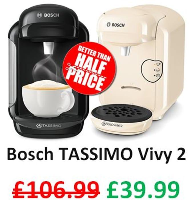 COFFEE MACHINE - Bosch TASSIMO Vivy 2