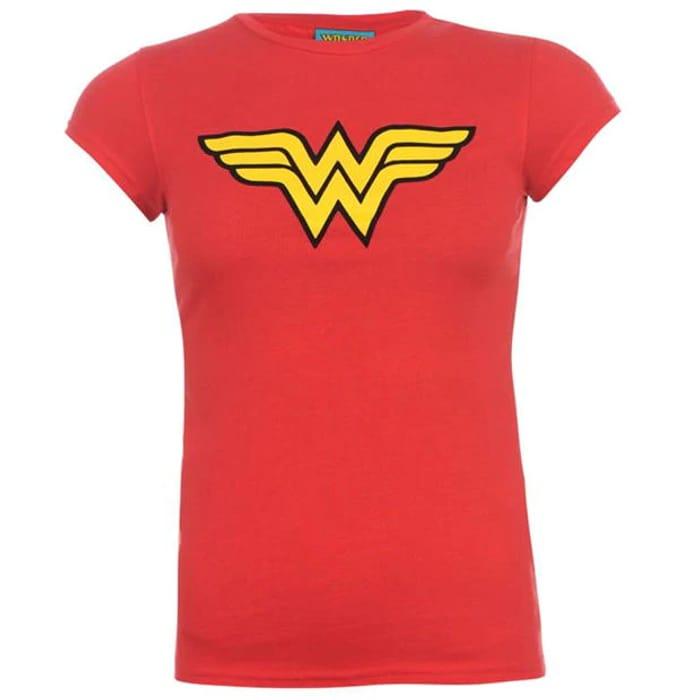 Batman & Wonder Woman Women's T Shirts