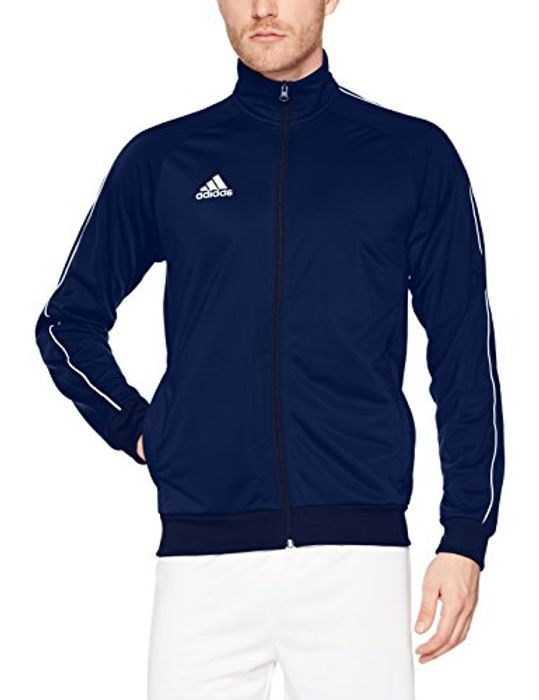 Adidas Men's Core 18 Polyester Tracksuit Jacket