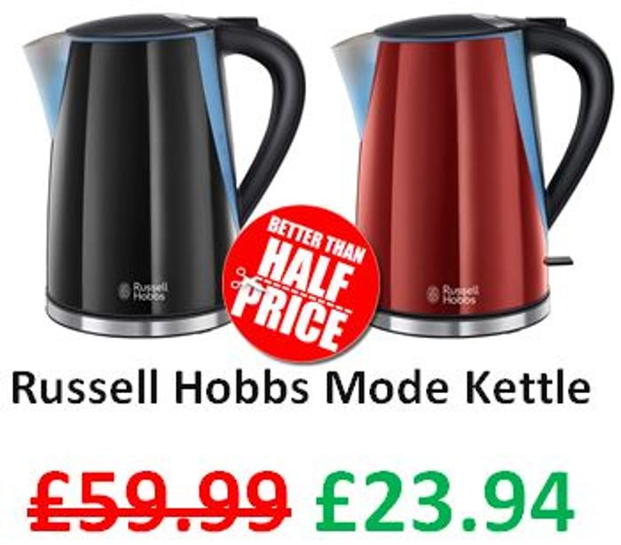 CHEAP KETTLE! Russell Hobbs Kettle